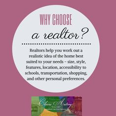 [Why Choose A Realtor?] They can provide you with a list of qualified home inspectors, pest inspectors, surveyors, and help to coordinate inspection appointments. [click through photo for elaboration of valuable services real estate agents give] Dfw Real Estate, Real Estate Investing, Home Buying Tips, Real Estate Information, Estate Agents, The Help, Knowledge, Appointments, Law