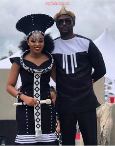Traditional Dresses: South African 2019 • stylish f9