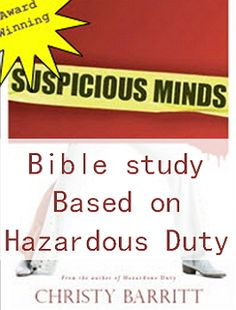 Suspicious Minds Bible Study Packet - free.