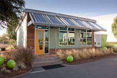 Net Zero modular classroom: Los Angeles CA - Brentwood School, Gen7