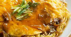 無印良品のアレンジレシピ ふわふわ卵のふかひれあんかけ焼きそば MUJI無印良品