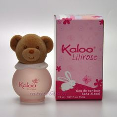 KALOO LILIROSE Eau de Senteur 0.27 Oz 8 ml Mini Perfume Miniature Bottle NIB