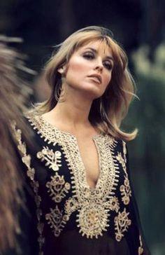 Sharon Tate, 1966, by Orlando Suero