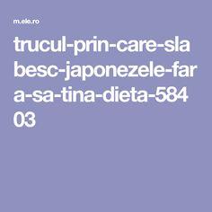 trucul-prin-care-slabesc-japonezele-fara-sa-tina-dieta-58403 Health Fitness, Fitness, Health And Fitness