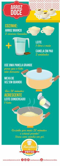 Other Recipes, Sweet Recipes, Kitchen Recipes, Cooking Recipes, Cute Food, Yummy Food, Cookery Books, Portuguese Recipes, Dessert Recipes