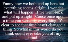 This part gets me every time <3  Zara Larsson- Never Forget You