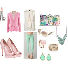 Easter Perfect, created by adrianemartin3