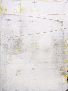 justanothermasterpiece: Gerhard Richter, White, 119 cm x 88 cm, Oil on paper. Gerhard Richter, European Paintings, Arte Popular, Art Moderne, Wassily Kandinsky, White Art, White On White Painting, Painting & Drawing, Modern Art