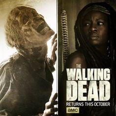 The Walking Dead - Diffusion le 11 octobre sur AMC