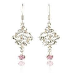 Platinum Plated Copper Zircon Fashion Earrings[US$3.20],shop cheap fashion earring at www.favorwe.com