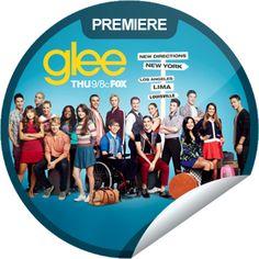 Steffie Doll's Glee Season 4 Premiere Sticker | GetGlue  (9/13/12)