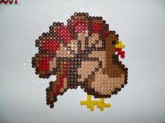 Turkey perler beads by Louise H. - Perler® | Gallery