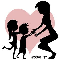 CyberWise is the go-to source for BUSY adults who want to help kids use technology safely and wisely. Mothers Day Cards Craft, Happy Mothers Day Pictures, Mothers Day Drawings, Dancing Drawings, Coloring Pages For Boys, Baby Drawing, Girl Silhouette, Shadow Art, Scenery Wallpaper