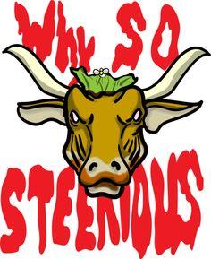 Why so Steerious   Bulleke