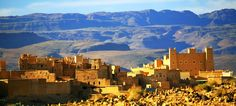 Morocco is an tranquil intention and Morocco Camel Trekking allows you to learn more the states culture and unforgettable landscapes.