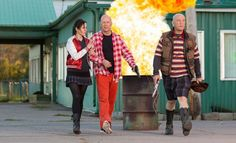 New Poster for RED 2 with Bruce Willis, Catherine Zeta-Jones, Helen Mirren and More