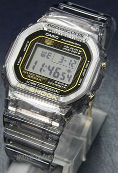 G-Shock DW5025D-8 25th Anniversary Limited Edition