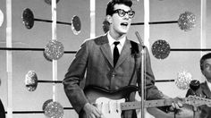 images of buddy holly | Buddy Holly was born in Texas 77 years ago . Of course, he was killed ...
