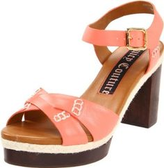 Juicy Couture Women's Willow Clog, love the color!