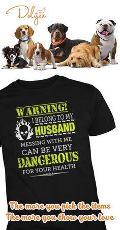 Warning Husband!!! For Health.
