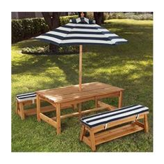 Kids Outdoor Furniture | Kids Outdoor Table & Chairs | Kids Playhouse