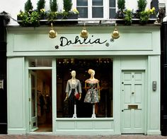 The Boutique | Dahlia