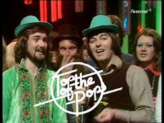 Top of the Pops. Every Thursday I'd rush to the telly to watch this, highlight of my week growing up