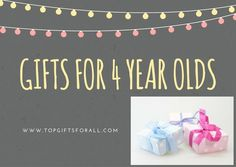 Cute Gifts For 4 Year Olds Top Girls Girl