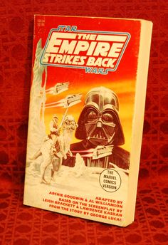SOLD - Edited by Archie Goodwin (ISBN 0960414606). This is a complete comic book adaptation of the film of the same title. As this issue was published prior to the finalization of the production of the motion picture, Yoda is incorrectly drawn in this issue (Yoda's appearance was a closely-guarded secret until the release of the film - even from Marvel's illustrators). Later reprints of this issue matched the look of the movie's Yoda.