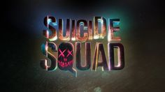 Suicide Squad - Au cinéma le in de bioscoop Directed by David Ayer and starring Will Smith, Joel Kinnaman, Margot Robbie, Jared Leto, Jai Courtney. Michael Rooker, Dc Comics, Suicide Squad, Typography Wallpaper, Amanda Waller, Latest Trailers, Deadshot, Logo Images, Favim
