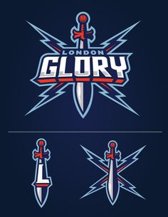 Rebranding & Expanding The NBA by Ian Bakar, via Behance
