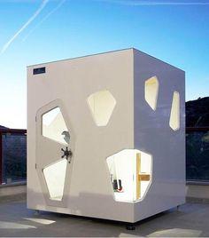 Kyoto FUN - SmartPlayhouse - Modern & luxury playhouses for kids Simple Playhouse, Build A Playhouse, Playhouse Outdoor, Kyoto, Cubby Houses, Play Houses, Tree Houses, Modern Playground, Playground Ideas