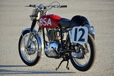bsa motorcycles | from david edwards last time we saw a bobby sirkegian bike on these ...