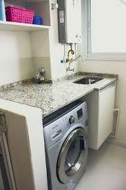 Resultado de imagen para lavanderia de apto pequeno