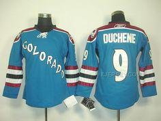 http://www.xjersey.com/avalanche-9-duchene-blue-jerseys.html AVALANCHE 9 DUCHENE BLUE JERSEYS Only $46.00 , Free Shipping!