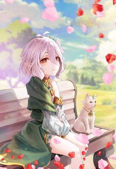 Character Inspiration, Character Art, Anime Elf, Demon Wolf, Anime Child, Anime Princess, Kawaii Art, Anime Fantasy, Fairy Art