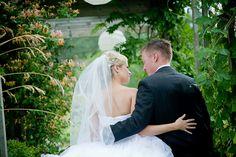 Beacon Hill Gardens - July wedding - #BeaconHillWeddings