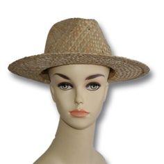 chapeau paille femme