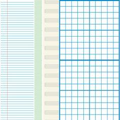 Notepad – personlig tapet av høy kvalitet – Photowall Bar Chart, Bar Graphs
