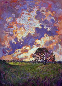 Erin Hanson Her paintings kill me!