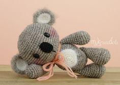 Ravelry: Koala Anna pattern by Kristel Droog