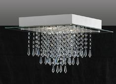 Lustres de cristal Luster, Dyi, Chandelier, Ceiling Lights, Lighting, House, Home Decor, Pendant Light Fixtures, Crystal Chandeliers