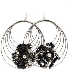 Costume-Jewelry-Idea-WBAIAE99984BNBLK Now Featured on Wooden Bling -  http://blog.woodenbling.com/costume-jewelry-idea-wbaiae99984bnblk/ .     #Jewelry #Jewellery  #Women #WomensJewelry #CostumeJewelry #FashionJewelry #FashionAccessories #Fashion #Fashionstyle  #Bling #Earrings #SWAG #Style    Do U Like This ? If so we would appreciate you to LIKE and or RE-PIN this piece of jewelry. We also appreciate you leaving your thoughts about it here on Pinterest or via our blog . Are