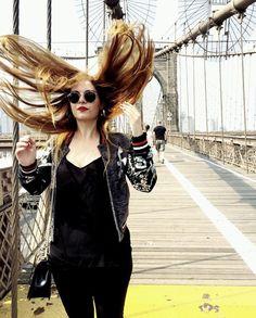 // Brooklyn Bridge, New York Travel Log, Brooklyn Bridge, Rest, Friday, New York, New York City, Nyc