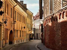 The Top 10 Restaurants in Vilnius' Old Town