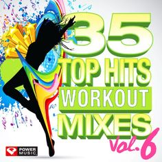 35 Top Hits Vol 6  Workout Mixes Unmixed Workout Music Ideal for Gym Jogging Running Cycling Cardio and Fitness ** Be sure to check out this awesome product.