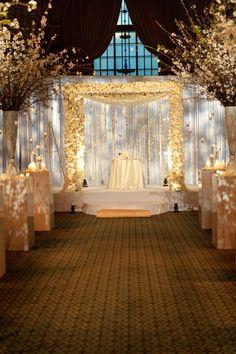 Stunning Winter White Wedding at Cipriani 42nd Street   TantawanBLOG