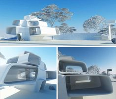 timeless futuristic house design
