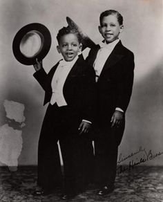 Gregory & Maurice Hines