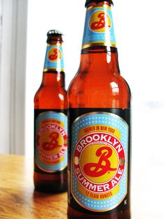 Brooklyn Summer Ale - Gonna be having quite a few of these this summer